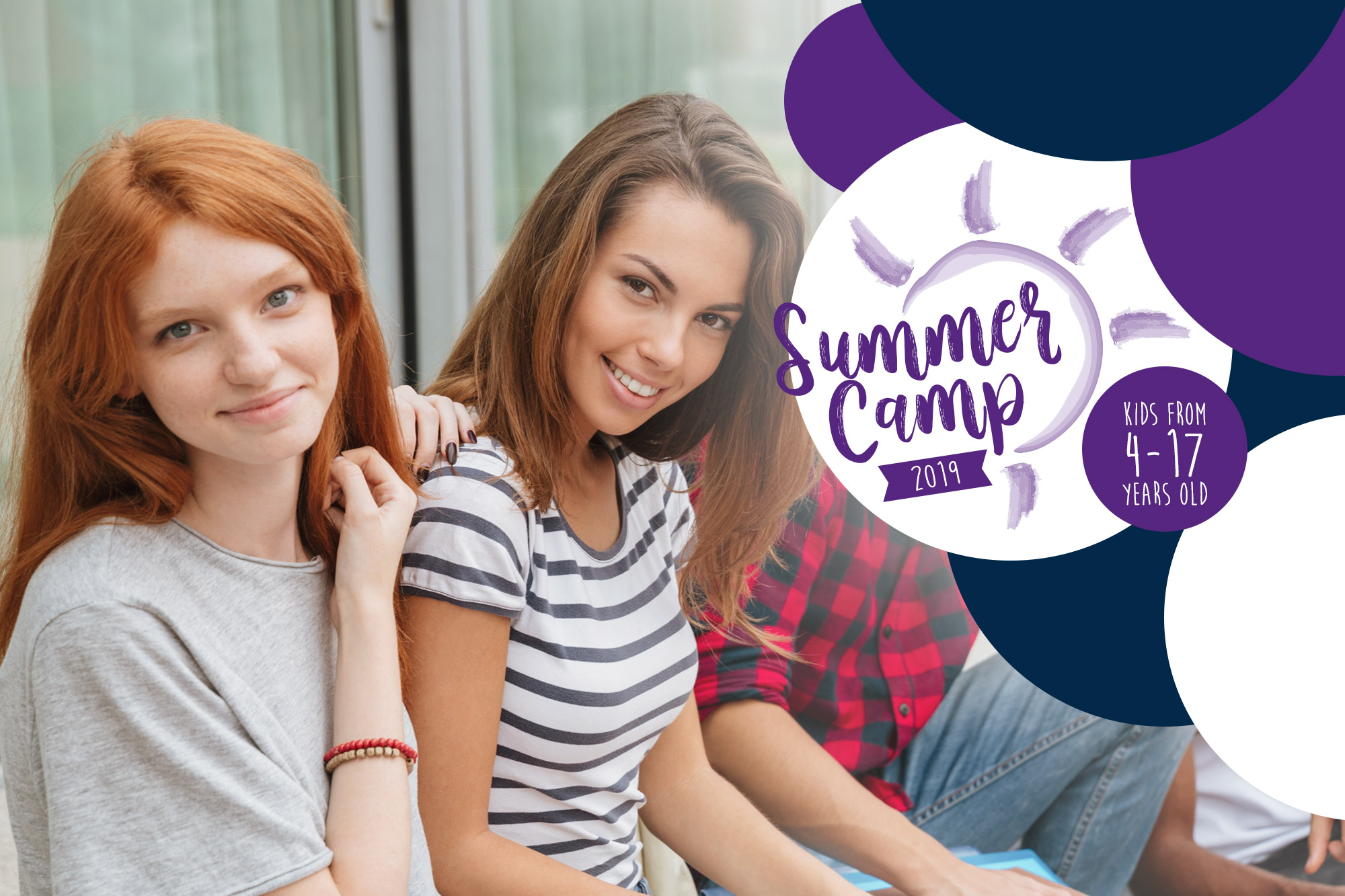 Spanish summer camp for teens in Madrid