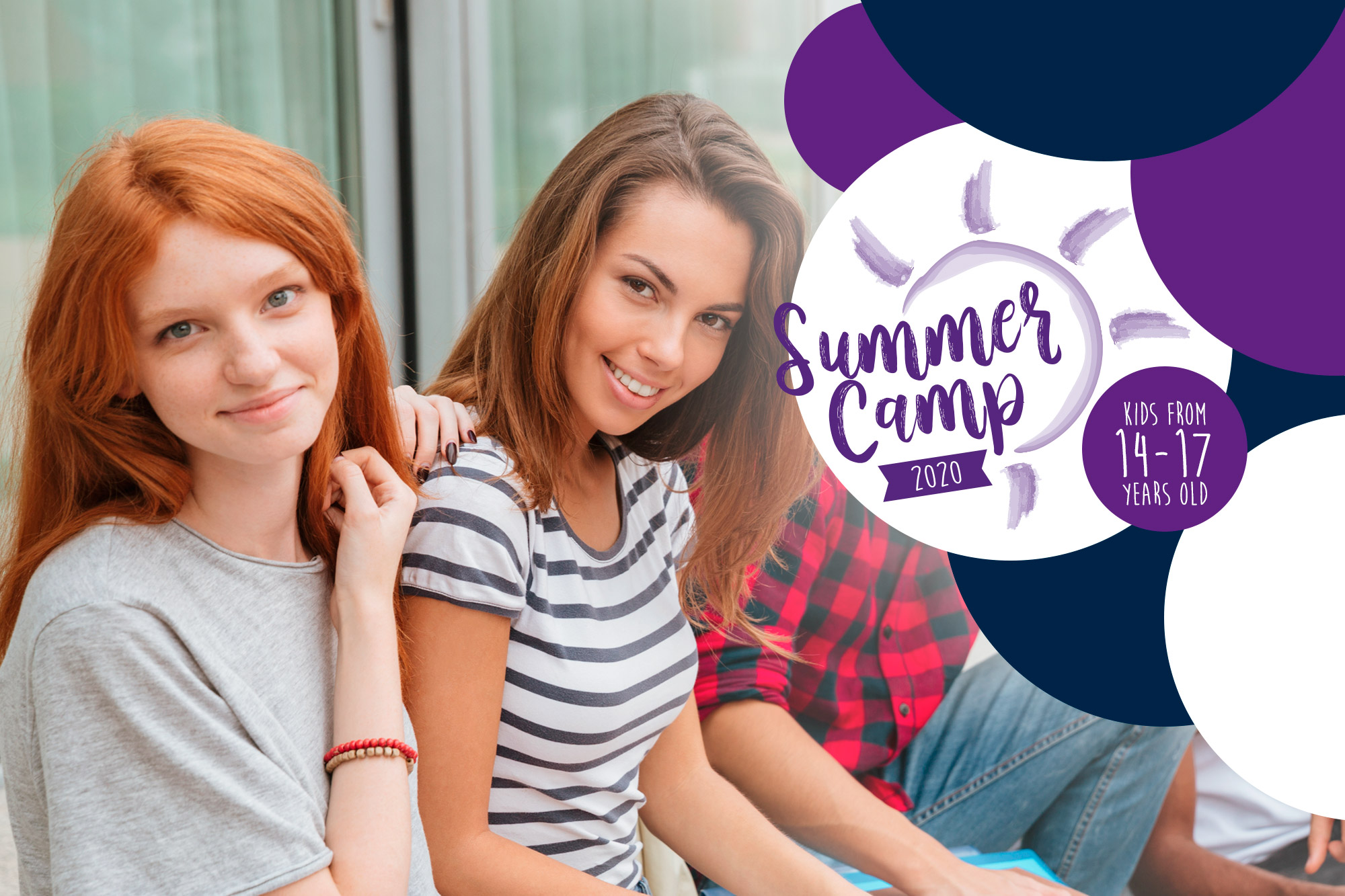Spanish summer camp for teens in Madrid, Spain